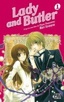 Manga - Lady and Butler Vol.1