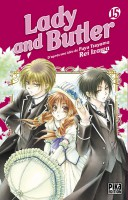 Manga - Manhwa -Lady and Butler Vol.15
