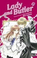 Manga - Manhwa -Lady and Butler Vol.18