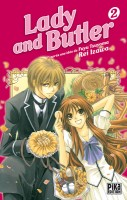 Manga - Manhwa -Lady and Butler Vol.2