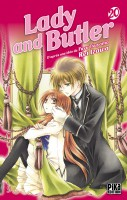 Manga - Manhwa -Lady and Butler Vol.20