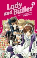 manga - Lady and Butler Vol.7