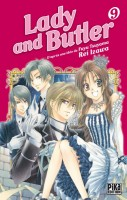 manga - Lady and Butler Vol.9