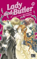 Manga - Manhwa -Lady and Butler Vol.19