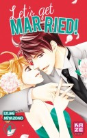 Manga - Manhwa -Let's get married ! Vol.4