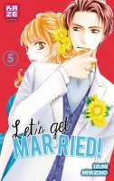 Manga - Manhwa -Let's get married ! Vol.5