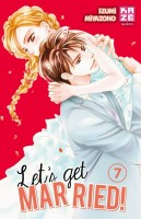 Manga - Manhwa - Let's get married ! Vol.7