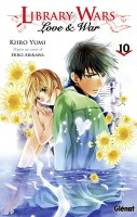 Mangas - Library Wars - Love & War Vol.10