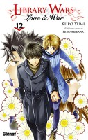 manga - Library Wars - Love & War Vol.12