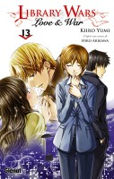 Manga - Manhwa - Library Wars - Love & War Vol.13