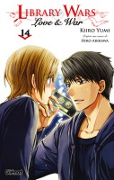 Manga - Manhwa - Library Wars - Love & War Vol.14
