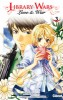 Manga - Manhwa - Library Wars - Love & War Vol.3