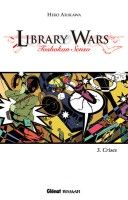Mangas - Library Wars -  Roman Vol.3