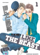 Mangas - Like the beast Vol.1