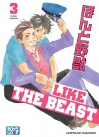 Manga - Like the beast Vol.3