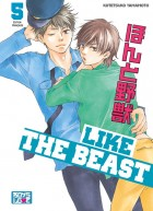Manga - Like the beast Vol.5