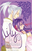 Manga - Manhwa -Lily la menteuse Vol.14