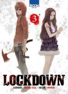 manga - Lockdown Vol.3