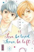 Manga - Manhwa -Love,Be Loved Leave,Be Left Vol.11