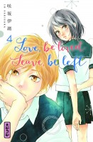 Mangas - Love,Be Loved Leave,Be Left Vol.4