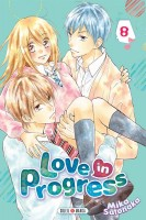 Manga - Manhwa - Love in progress Vol.8