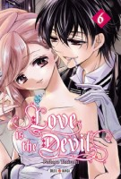 manga - Love is the devil Vol.6