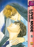 Mangas - Love Mode Vol.5