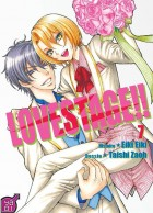 Manga - Manhwa -Love stage Vol.7