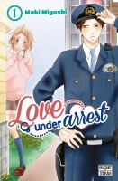 Manga - Manhwa - Love Under Arrest Vol.1