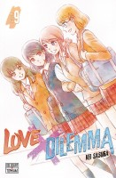 Planning des sorties Manga 2018 .love-x-dilemma-9-delcourt_m