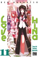 Manga - Manhwa -Love Hina Vol.11