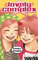 Mangas - Lovely Complex Vol.17