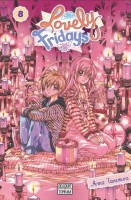Planning des sorties Manga 2018 .lovely-friday-8-delcourt_m