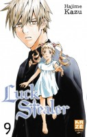 manga - Luck Stealer Vol.9