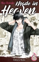Manga - Manhwa - Made in Heaven - Ako Shimaki Vol.6