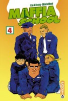 Manga - Manhwa - Maffia School Vol.4