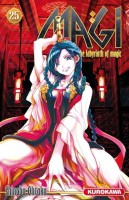 Manga - Manhwa - Magi - The Labyrinth of Magic Vol.25