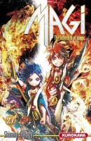 Manga - Manhwa -Magi - The Labyrinth of Magic Vol.27
