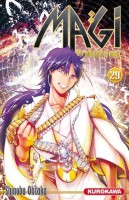 Magi - The Labyrinth of Magic Vol.29