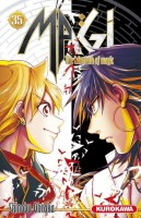 Magi - The Labyrinth of Magic Vol.35