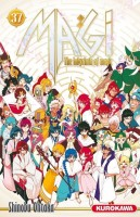 Magi - The Labyrinth of Magic Vol.37