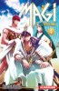 Manga - Manhwa - Magi - The Labyrinth of Magic Vol.4