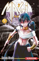 Mangas - Magi - The Labyrinth of Magic Vol.5