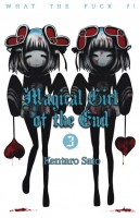 Mangas - Magical girl of the end Vol.3