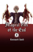 Manga - Manhwa -Magical girl of the end Vol.8