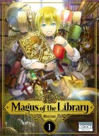 Manga - Manhwa - Magus of the Library Vol.1