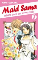 manga - Maid Sama Vol.1
