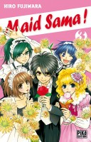 manga - Maid Sama Vol.3