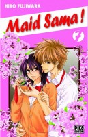 manga - Maid Sama Vol.7