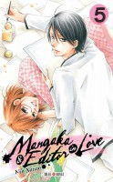 Mangaka & editor in love Vol.5